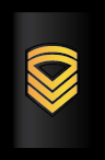 Rank Insignia - Senior Chief Petty Officer (RMN)