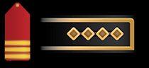 Rank Insignia - Commander (RMN)